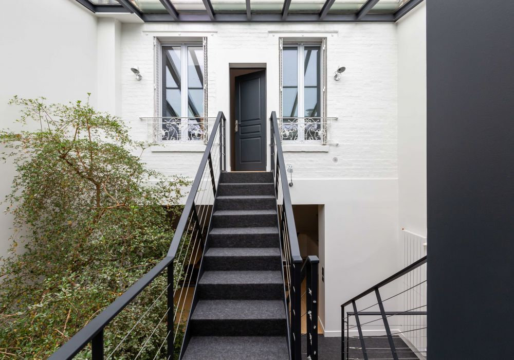 Suresnes - Camille Hermand architecture - 2020