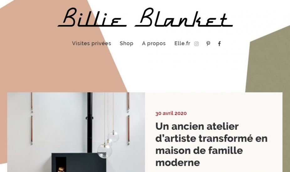 Billie Blanket - Visites privées : Jasmin